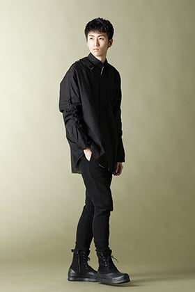 VEIN Pe/Co Viera Padding Vessel L/S shirt STYLE!!