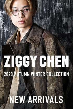 ZIGGY CHEN 20-21AW 2nd Delivery