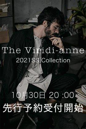 ザ ヴィリジアン(The Viridi-anne) 2021SS(春夏)コレクション 10月30日 20時から先行予約受付開始!