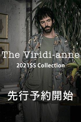 ザ ヴィリジアン(The Viridi-anne) 2021SS(春夏)コレクション先行予約受付開始!