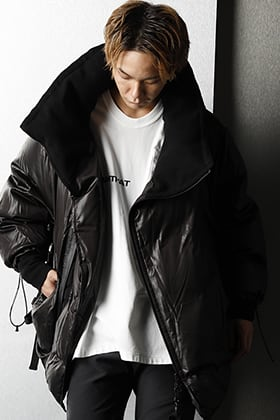 NILøS - ニルズ 2020AW Down coat Winter Styling