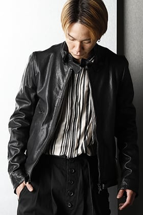 JULIUS & nude:masahiko maruyama 20AW Styling