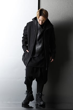 11 BY BORIS BIDJAN SABERI & JULIUS All Black Style