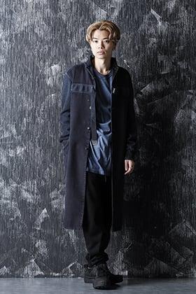 ​BORIS BIDJAN SABERI 20 -21 AW Work Coat 2 Styling Vol. 2