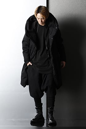 JULIUS All Black Winter Styling