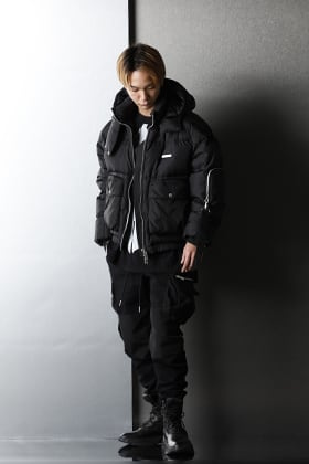 TATRAS×RIOT HILL & JULIUS  Military street Styling