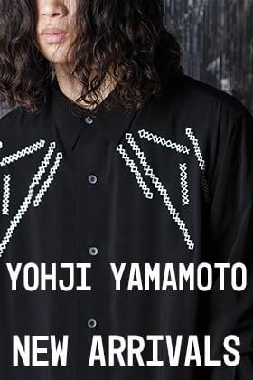 Yohji Yamamoto- ヨウジヤマモト 21SS 1st デリバリー分を只今より販売開始