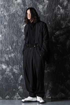 Yohji Yamamoto 20-21AW  Turtle Neck Knit Style