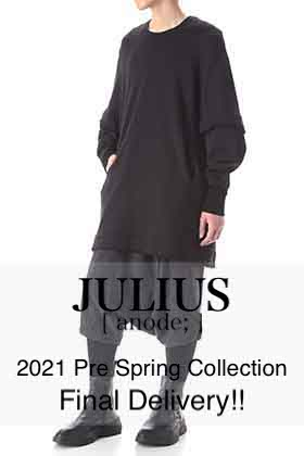 JULIUS 2021 Pre Spring Collection [ anode; ] Final Delivery!!