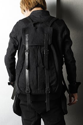 D.HYGEN - ディー ハイゲン Military Twill Bag Attached Bag Pack Pick Up Blog