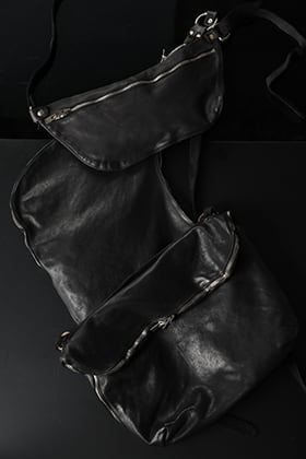 GUIDI - グイディ Black Leather Bag Pick Up Blog