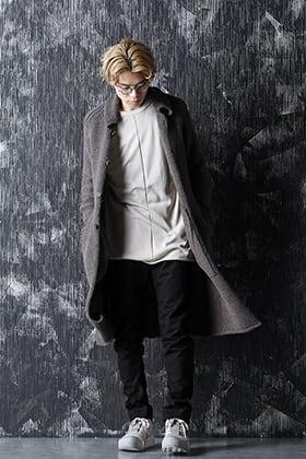 DEVOA Knit Coat Style