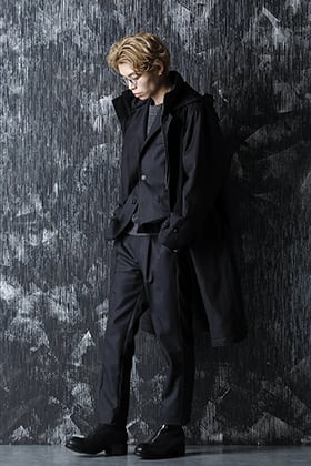Yamauchi 20-21AW Youtube Situation Suit Style