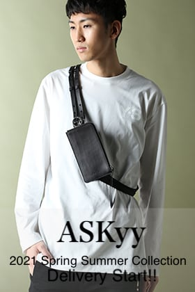 ASKyy 2021 Spring Summer Collection Collection Delivery Start!!