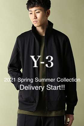 Y-3 2021 Spring Summer Collection Deliver Start!!