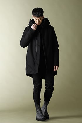 .LOGY Kyoto 20-21AW NOMEN NESCIO Winter Coat STYLE!!
