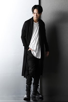 JULIUS 2021SS New Item Slim silhouette Styling