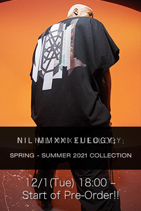 ​NILøS 21SS Collection Pre-order now available!!