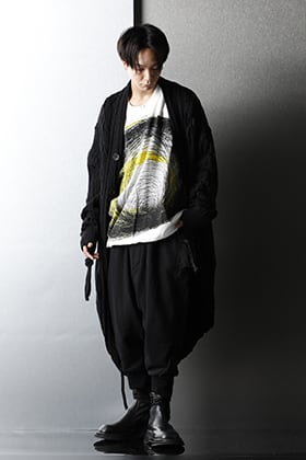JULIUS 2021SS Collection  Rough clothes Style