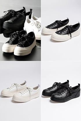 The Viridi-anne - ザヴィリジアン 2021SS【Low Cut Sneakers】Pick Up Blog