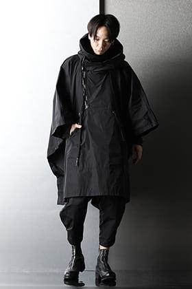 nude:masahiko maruyama 2021SS Nylon fabric Rainy day Style