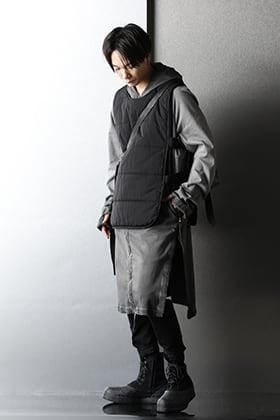 11 BY BORIS BIDJAN SABERI Layered feature Street SS Style