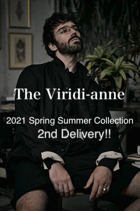 The Viridi-anne 2021SS Collection 2nd Delivery!!