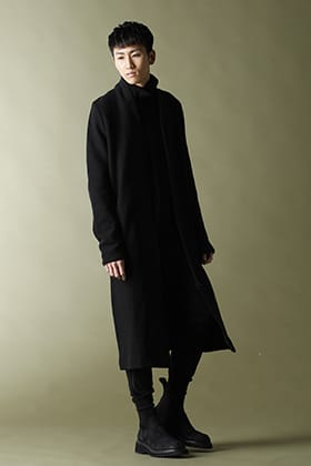 .LOGY Kyoto 20-21AW NOMEN NESCIO Long Zipper jacket STYLE!!
