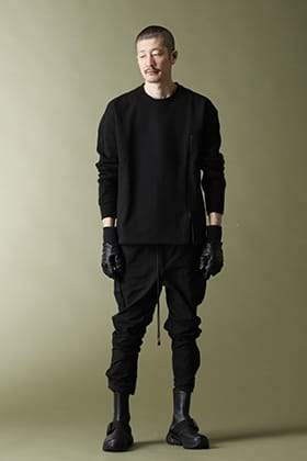 The Viridi-anne 21SS Pull-Up Side Pocket Pants STYLE!!