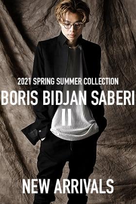 Boris Bidjan Saberi 21SS 1st Delivery Arrival!