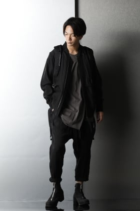 JULIUS & D.HYGEN Spring material Item style