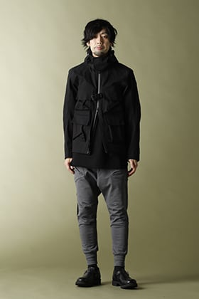 The Viridi-anne【3Layer Mountain Jacket 】2way styling!!