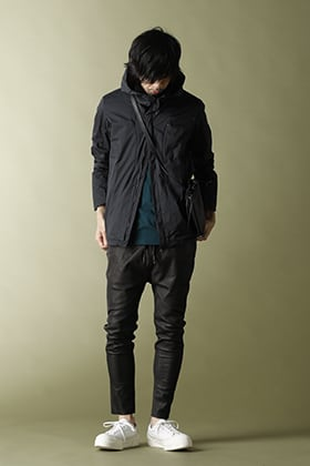 CIVILIZED【CLEARED URBANE HOOD JKT】STYLING!!