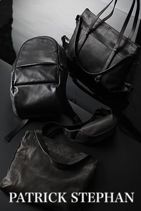 PATRICK STEPHAN - パトリックステファン Leather Bag 4 Item