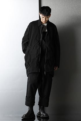 JULIUS - ユリウス 2021SS JUMP SUIT Spring Style