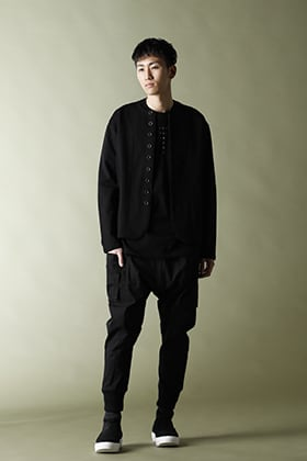 .LOGY Kyoto 21SS The Viridi-anne Cotton Silkete Sweat Cardigan Style!!