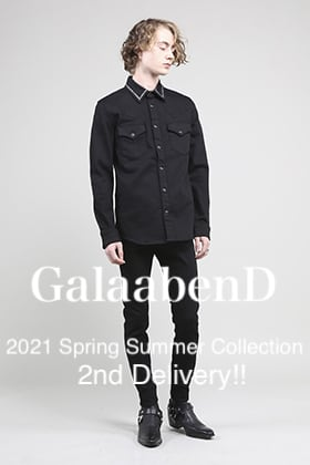 GalaabenD - ガラアーベント 2021SS Collection 2nd Delivery!!