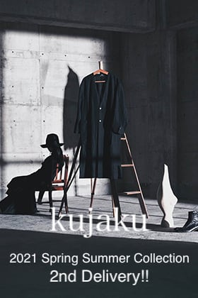 kujaku 2021 Spring Summer Collection 2nd Delivery!!