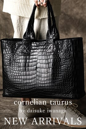 New Arrivals from cornelian taurus 21SS Collection!