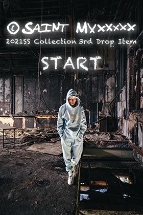 ©️SAINT M×××××× - セントマイケル 2021SS Collection 3rd Drop Item 販売開始!!