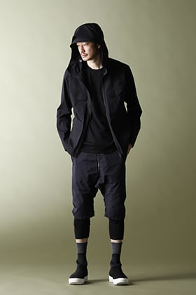 ARC'TERYX VEILANCE 21SS【SPERE LT HOODY】LAYERED SHORTS STYLE!!