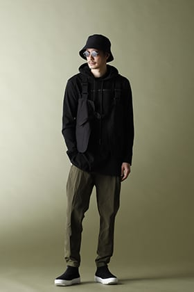RIPVANWINKLE - リップヴァンウィンクル 21SS【TACTICAL VEST】SECANT COMP PANT STYLE!!