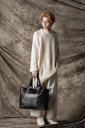 O project x cornelian taurus Crocodile Tote Bag Style