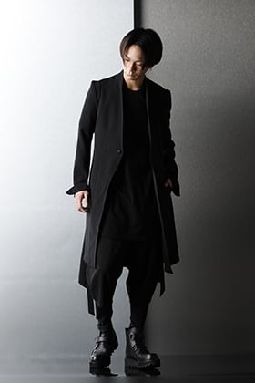 kiryuyrik - キリュウキリュウ 2021SS Dress loose fit Black styling