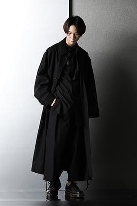 Yohji Yamamoto - ヨウジヤマモト 2021SS Wide silhouette Spring style