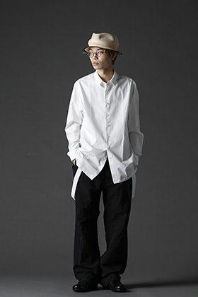 KLASICA(クラシカ) 21SS ブロードシャツスタイル