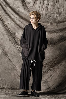 JAN-JAN VANESSCHE x O project 21SS Relax Hoodie Style