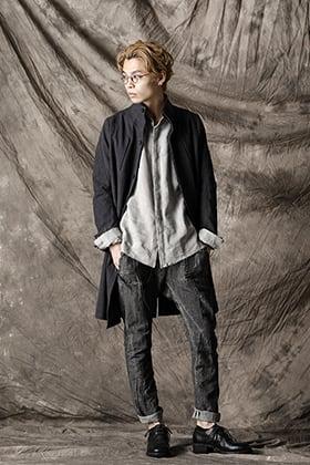 D.HYGEN 21SS Spring Coat Style