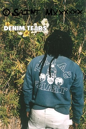 "SAINT TEARS - What is SAINT TEARS (©SAINT M×××××× ""SAINT MICHAEL "" & Denim Tears)?"
