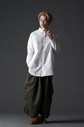 GARMENT REPRODUCTION OF WORKERS(ガーメント リプロダクション オブ ワーカース)  Gardeners Shirt &  Gurkha Pants Spring Style